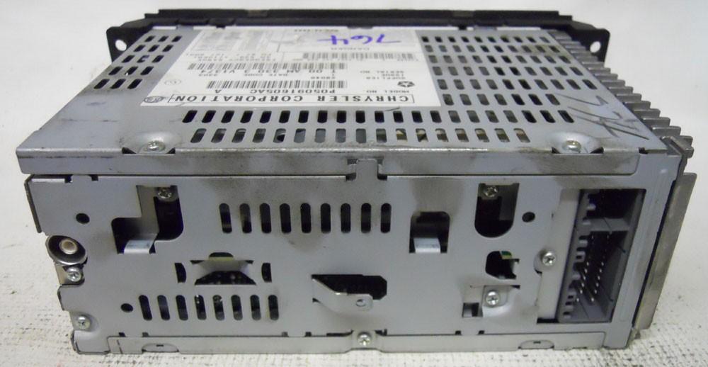 Dodge Stratus 2004 2005 2006 Factory Stereo Tape Cd Player Radio P05091605ac - Stratus
