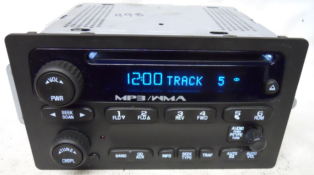 Chevy Colorado 20052012 Factory Stereo Mp3 Cd Player Oem Radio 25998449rhoemdirectradios: Factory Radio For Chevy Colorado At Gmaili.net