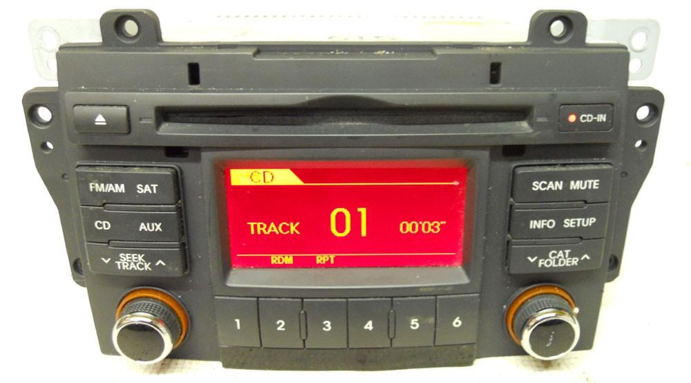 Kia Forte 2010 2011 2012 2013 Factory Xm Bluetooth Cd Player Radio Rhoemdirectradios: 2010 Kia Forte Radio At Gmaili.net