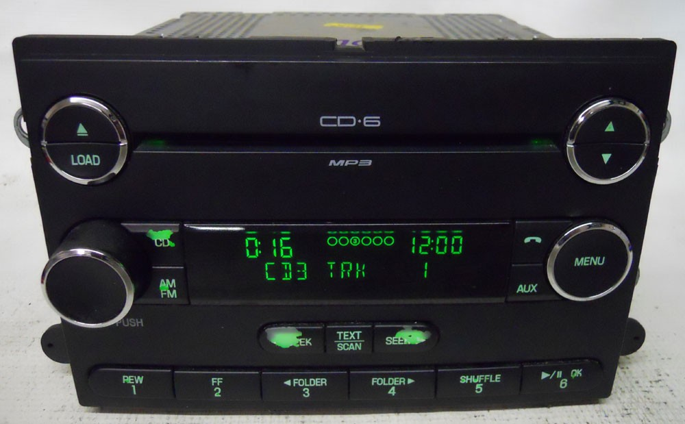 ford edge   factory stereo  disc cd player oem radio ttcfb